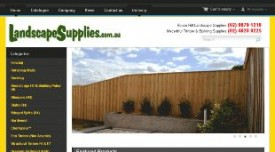 Fencing Acacia Gardens - Landscape Supplies and Fencing