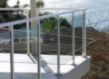 Kwikfynd Glass balustrading acaciagardens